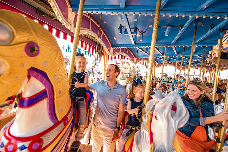 Disney's Magic Kingdom; Courtesy Walt Disney World