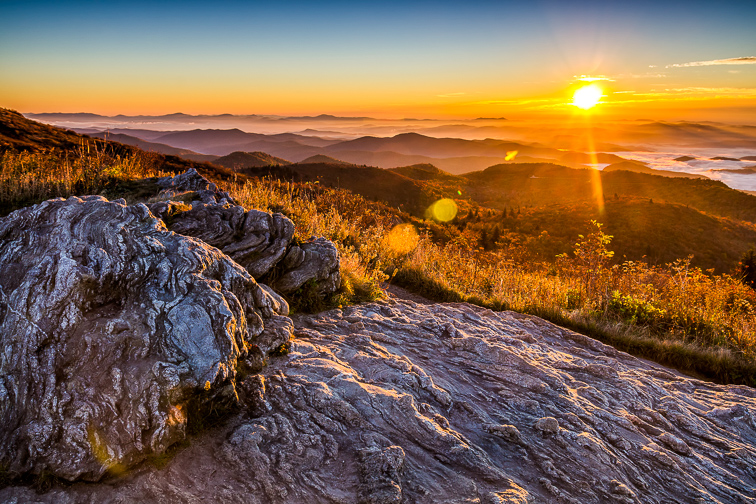 Hike the Appalachian Trail; Courtesy of anthony heflin/Shutterstock