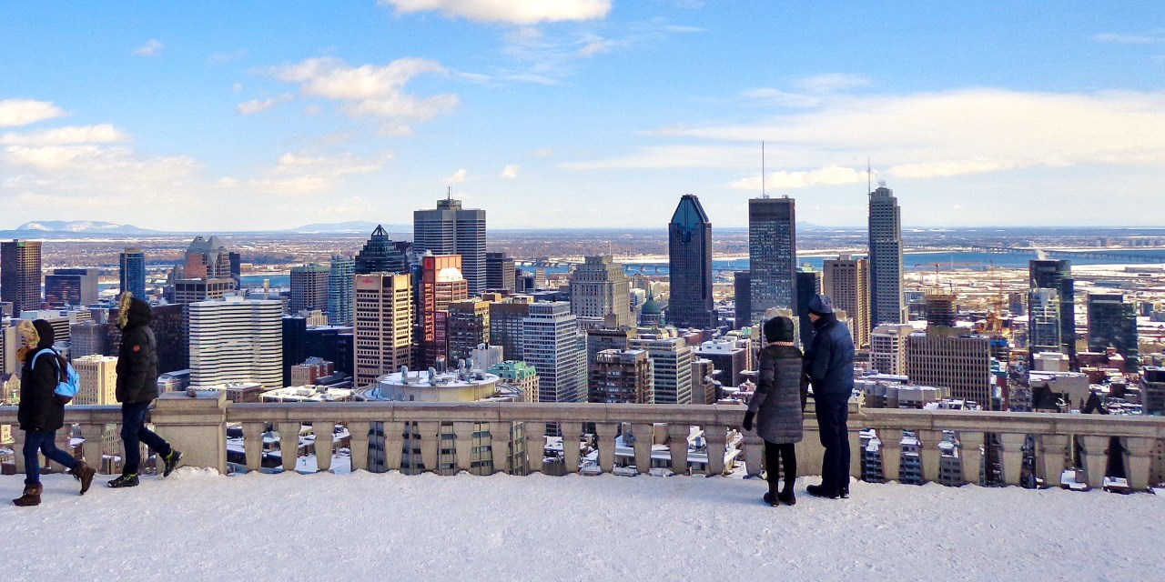 Montreal scenic view; Courtesy of Nate Hovee/Shutterstock