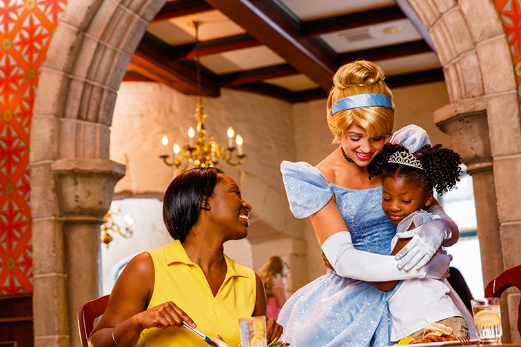 Akershus Royal Banquet Hall -Disney's Epcot; Courtesy of Disney