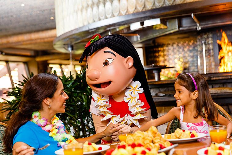 Ohana - Disney's Polynesian Village Resort; Courtesy of Disney