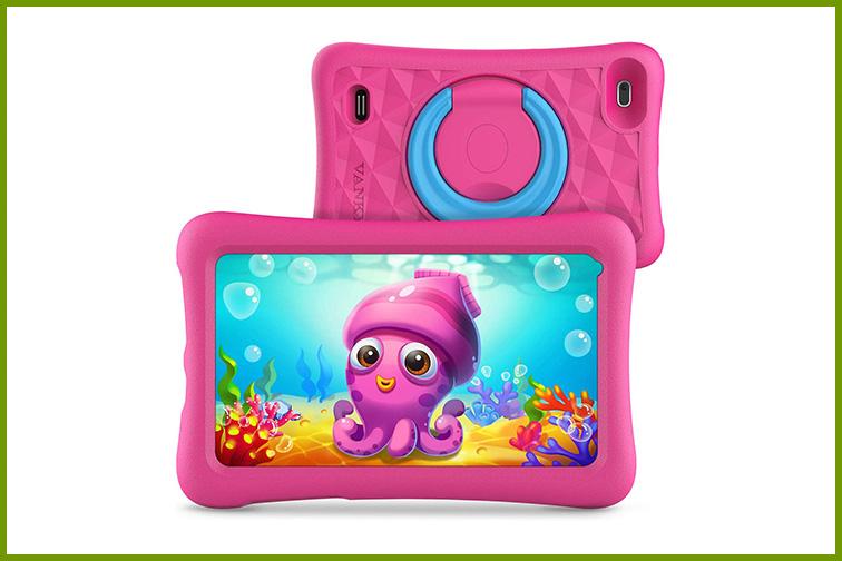 Vankyo MatrixPad Z1 Kids Tablet; Courtesy of Amazon