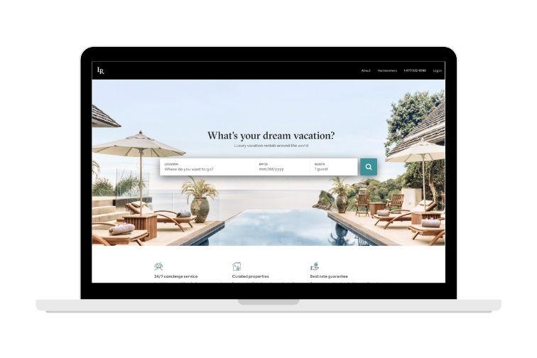 Luxury Retreats screenshot