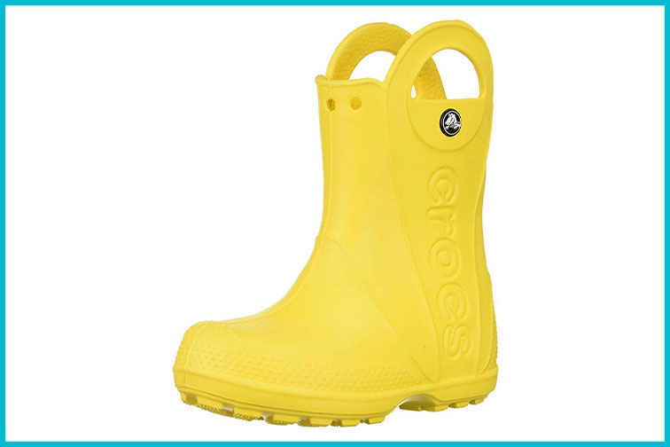 Crocs Rainboots; Courtesy of Amazon