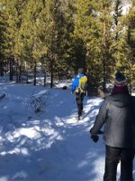 Snowshoeing at Keystone Resort; Courtesy of TripAdvisor Travler ChrisRiedl