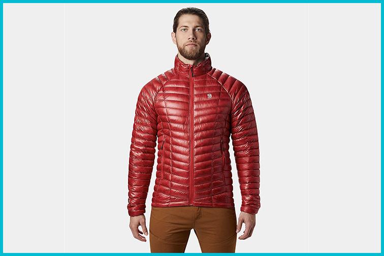 Mountain Hardwear Men's Ghost Whisperer Jacket; Courtesy Amazon