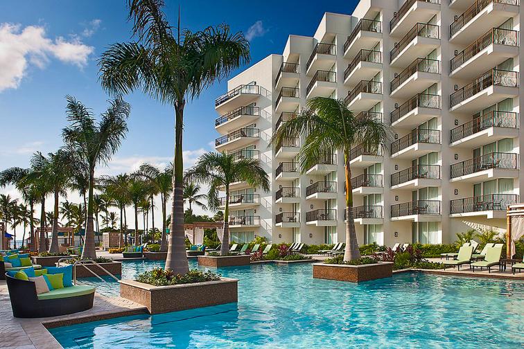 Marriott Resort & Stellaris Casino; Courtesy Marriott Resort & Stellaris Casino