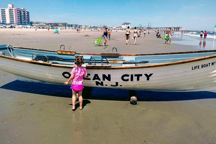 Ocean City, New Jersey; Courtesy TripAdvisor Traveler/Andrew Bowers