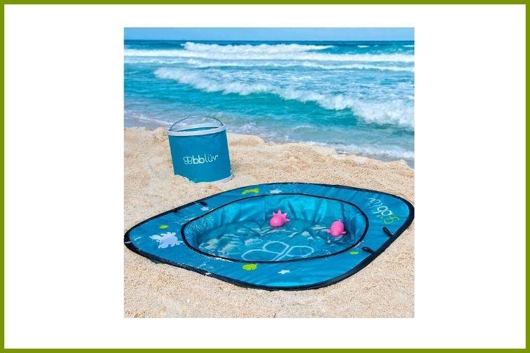 Personal Splash Pool