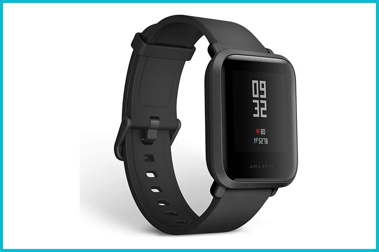 Amazfit Bip Smartwatch; Courtesy Amazon