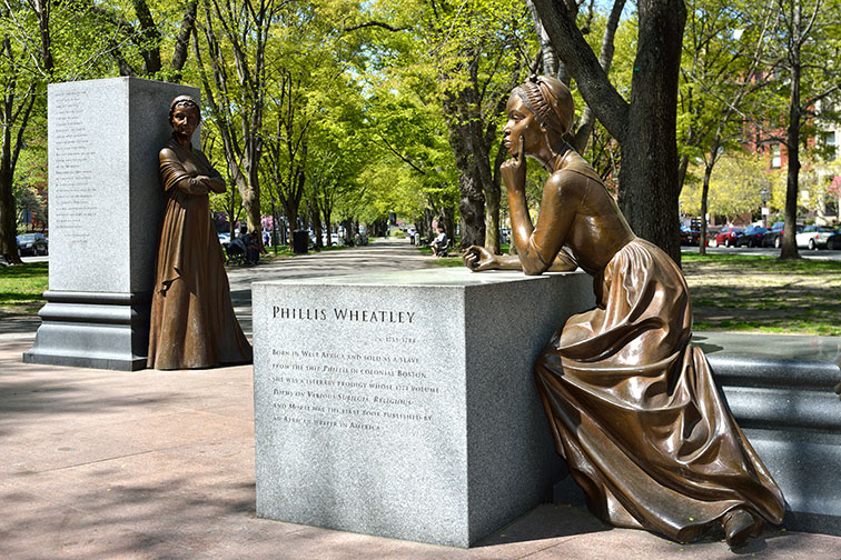 Boston Women's Heritage Trail in Boston, MA