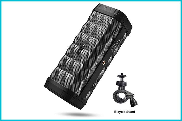 Bugani M99 Travel Bluetooth Speaker 5.0; Courtesy Amazon