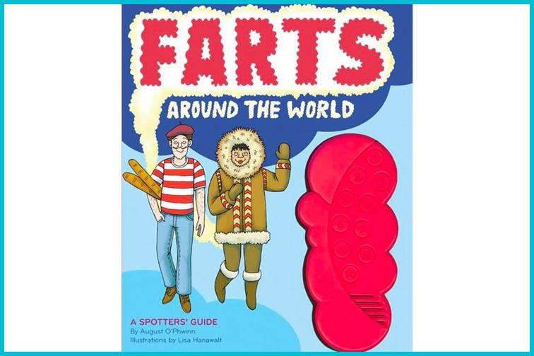 Farts Around the World; Courtesy Walmart