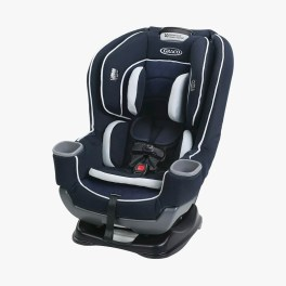 Graco Extend2Fit Convertible Car Seat; Courtesy Target