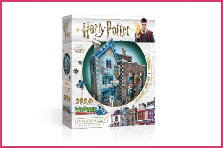 Harry Potter 3D Puzzle; Courtesy of Target