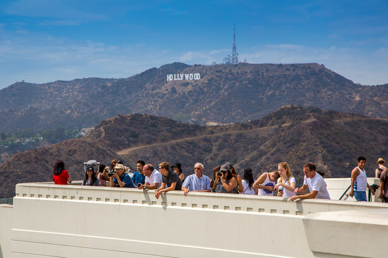 Los Angeles Griffith Park; Courtesy Los Angeles Tourism