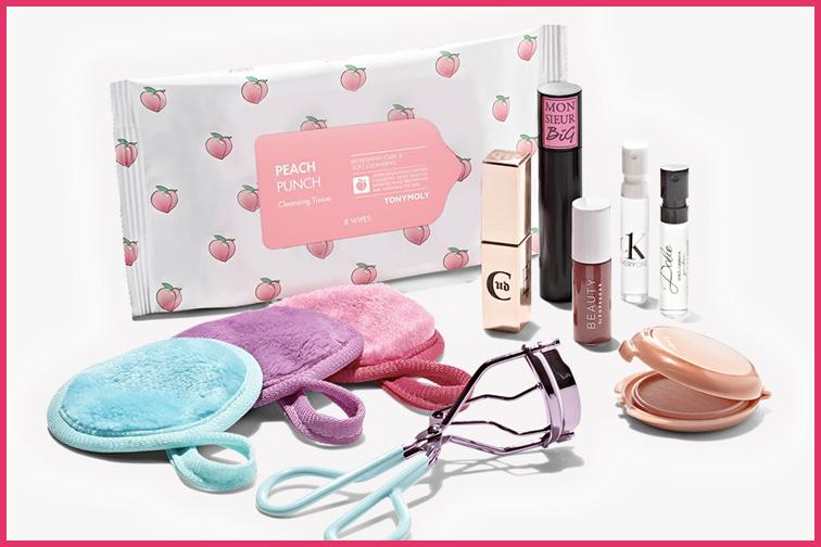 Macy's Beauty Box; Courtesy Macy's