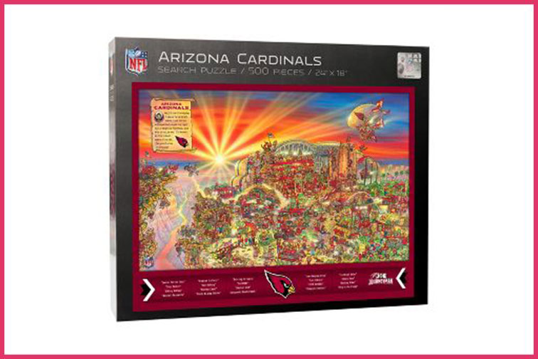 NFL Puzzle; Courtesy of Target
