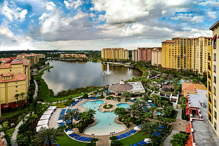 Wyndham Grand Orlando Resort Bonnet Creek/Club Wyndham Bonnet Creek