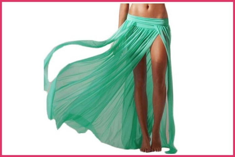 Sarong Skirt Swimwear Cover Up