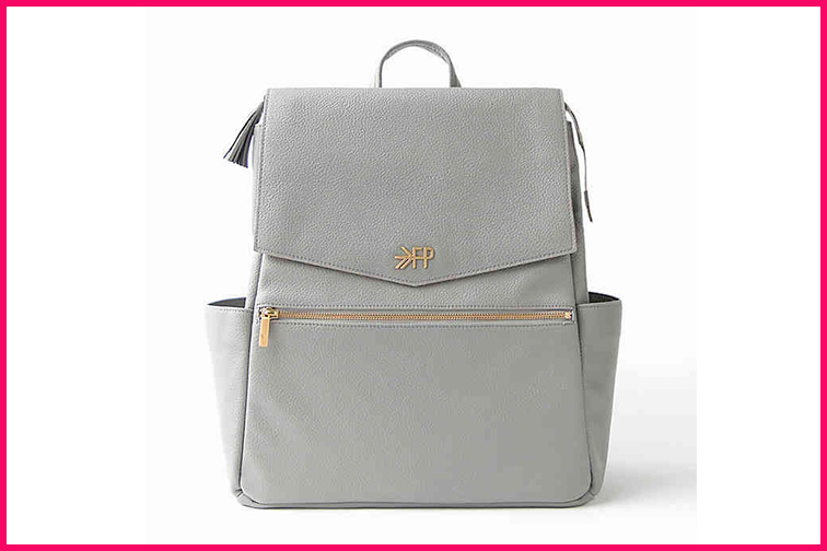 Freshly Picked Classic Diaper Bag; Courtesy buybuyBaby