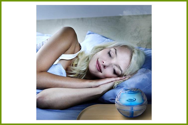 JZK Mini Portable Personal Humidifier; Courtesy Amazon