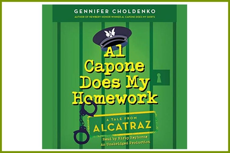Al Capone Does My Homework; Courtesy of Amazon