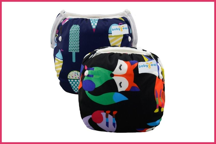 Babygoal Reusable Swim Diaper