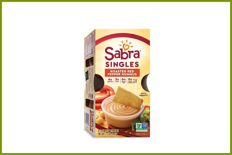 Sabra Singles; Courtesy of Amazon