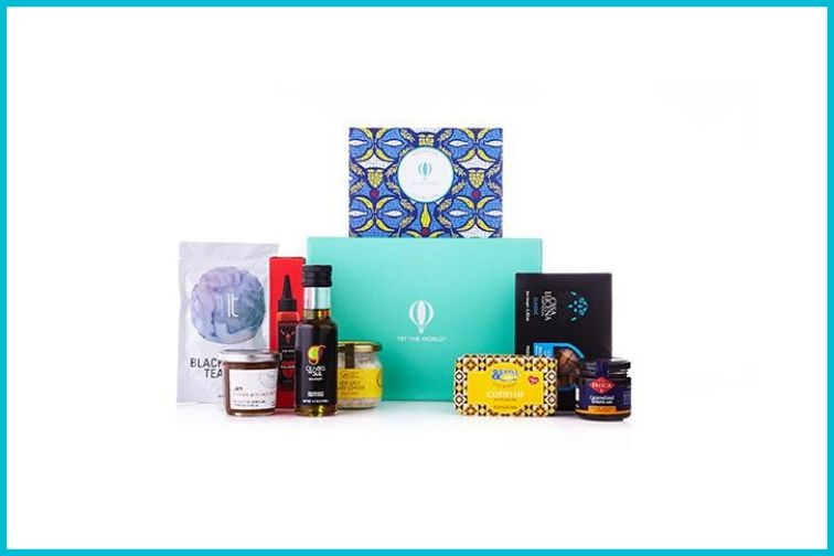Try the World Subscription Box