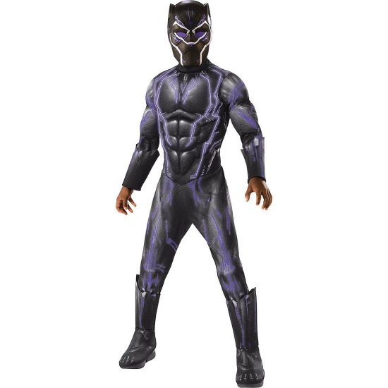 Light-Up Black Panther Costume