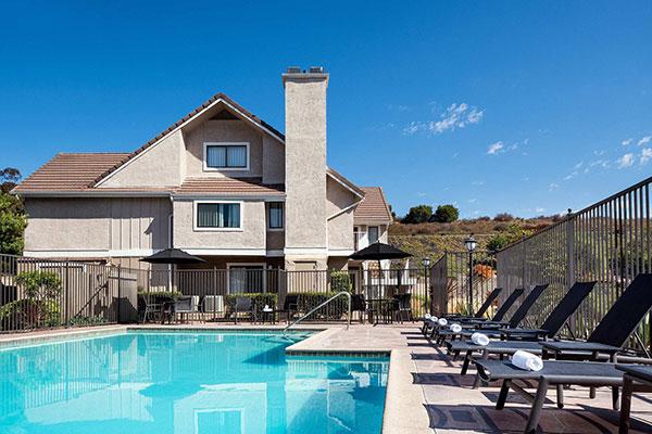 Residence Inn in La Jolla, California