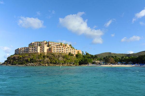 Dreams Sugar Bay Resort in St. Thomas.