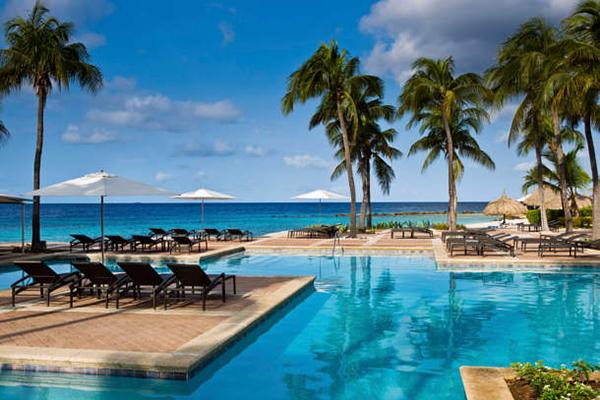 Curacao Marriott Beach Resort & Emerald Casino.
