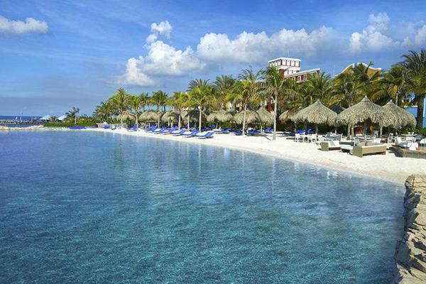 Renaissance Curacao Resort & Casino.