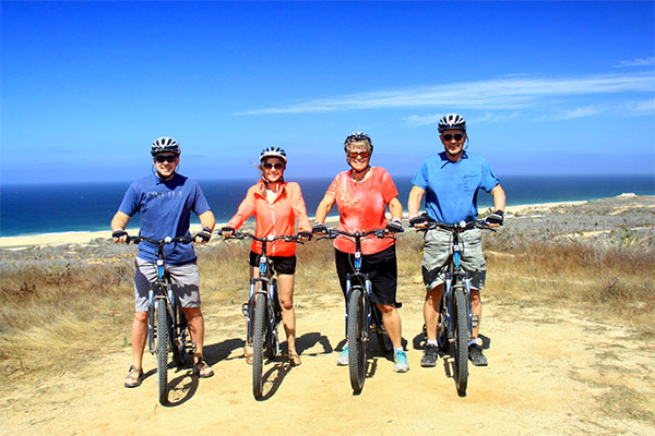 Mountain Bike Adventure by Cabo Adventures.