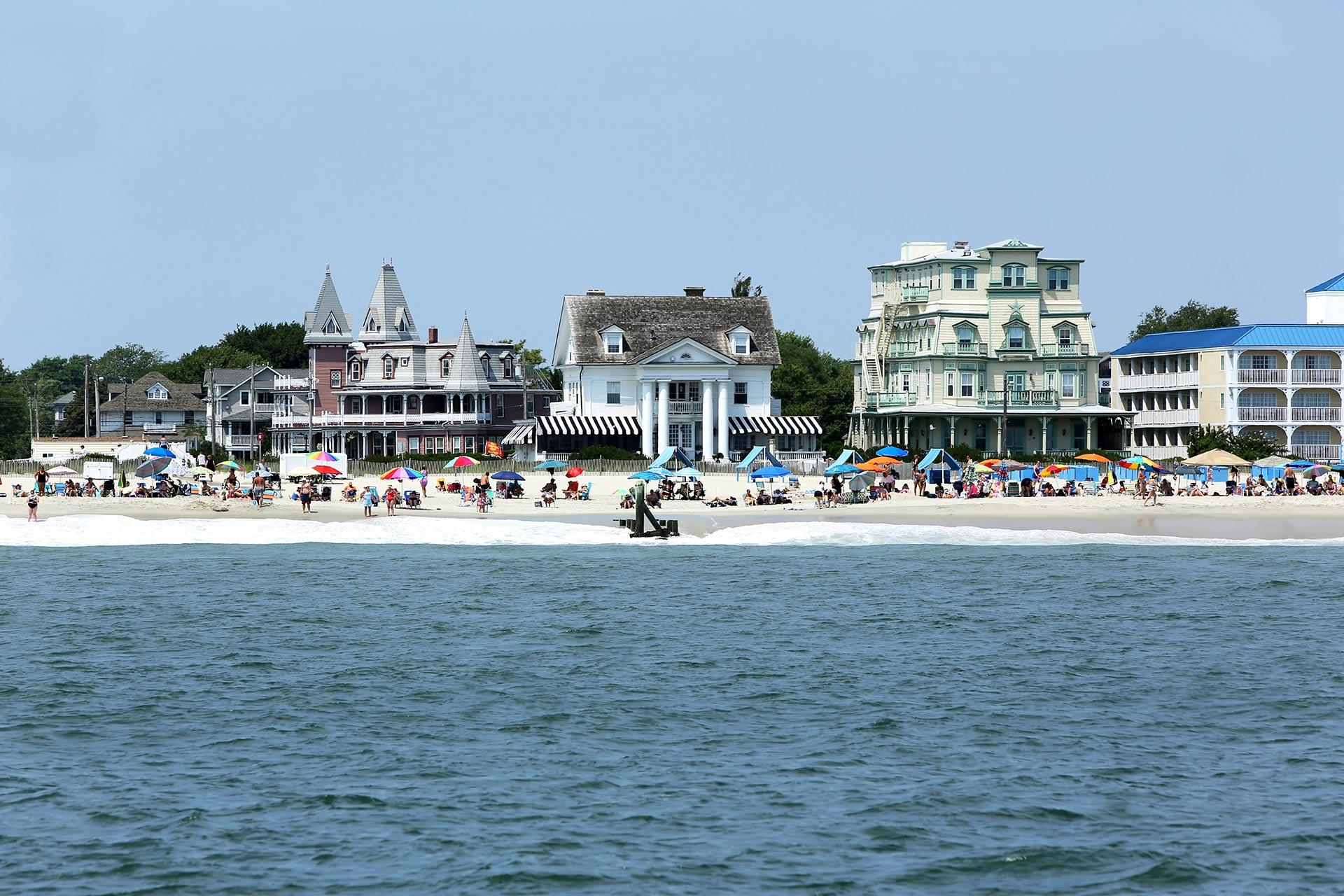 Cape May, New Jersey; Photo Courtesy of Rachael Grazias/Shutterstock.com