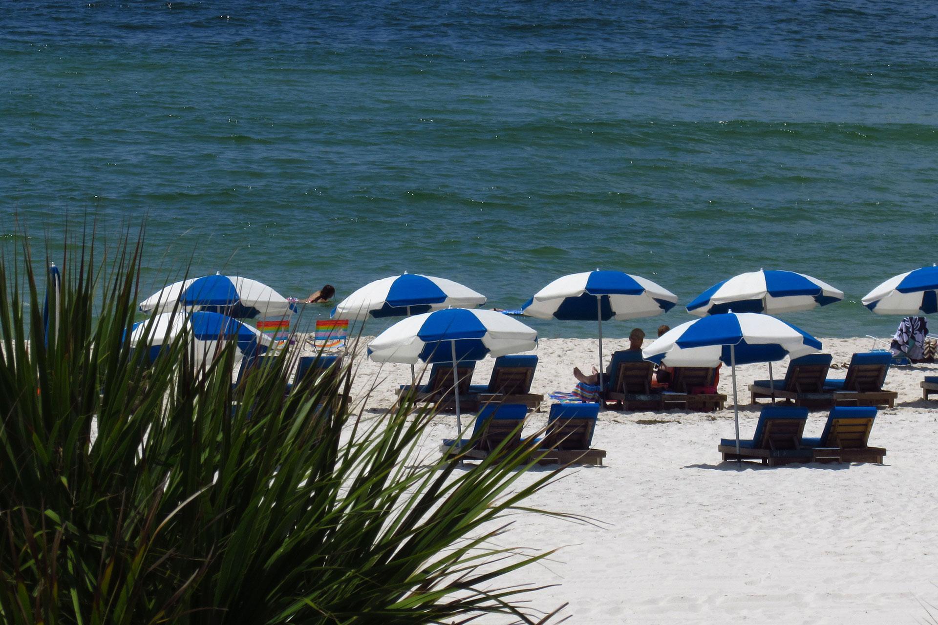 Orange Beach, Alabama.