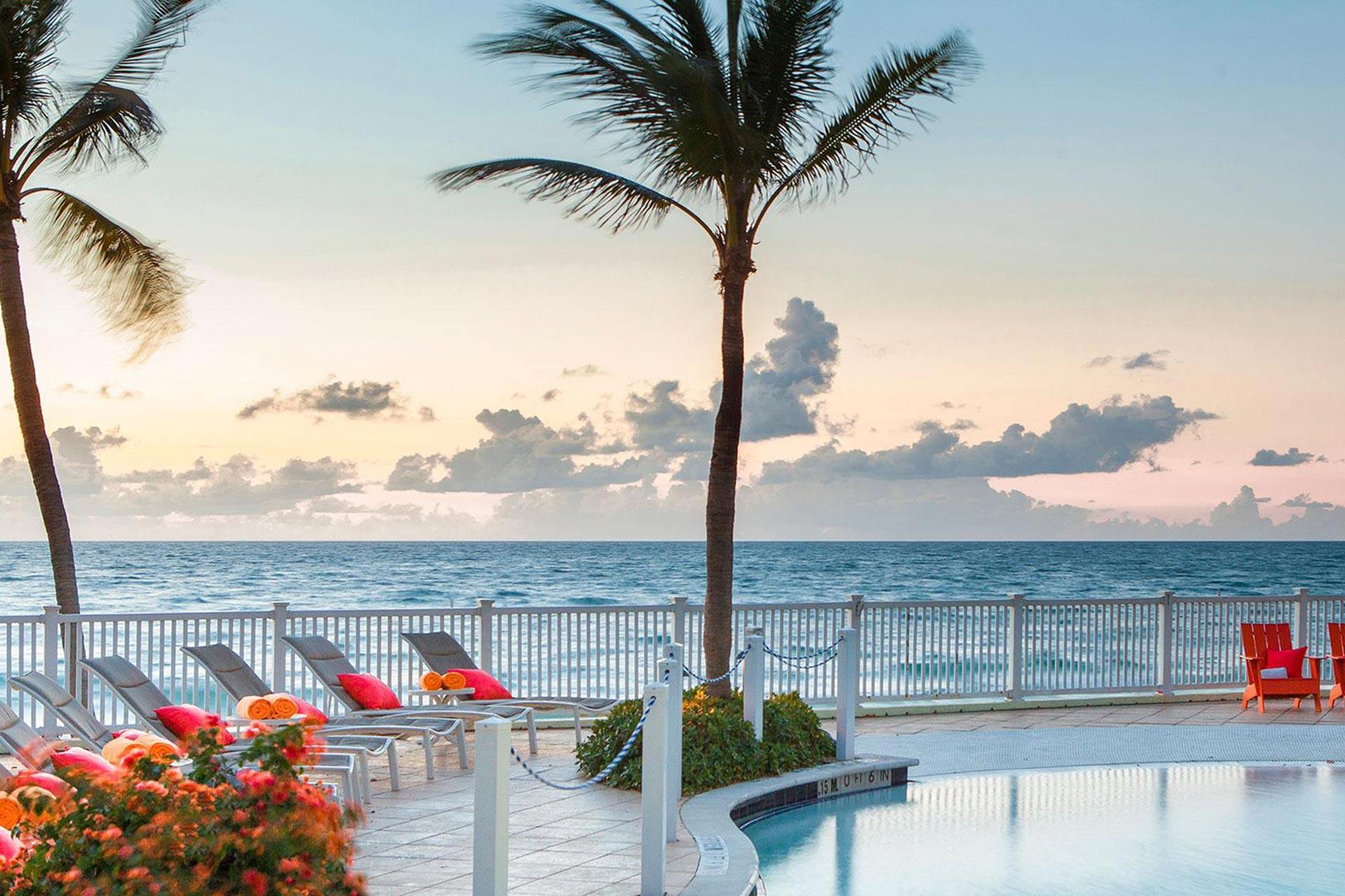 Pelican Grand Beach Resort in Fort Lauderdale, Florida.