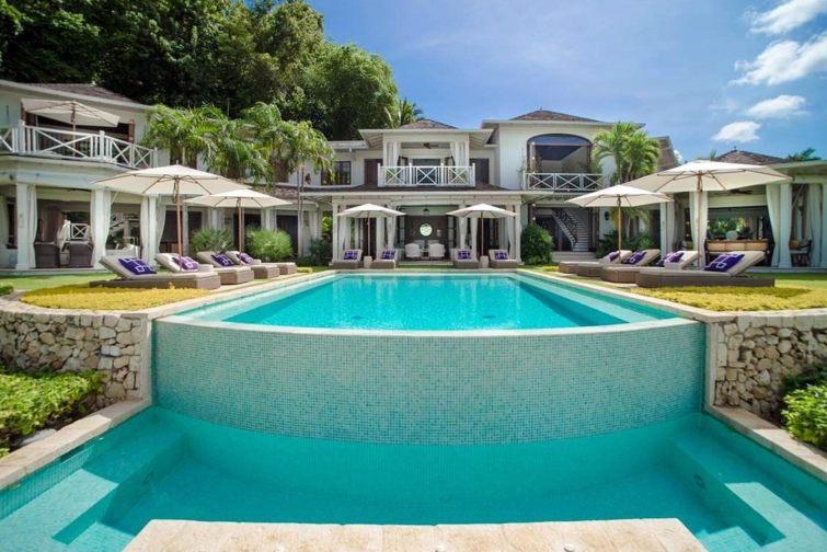 Round Hill Hotel and Villas in Jamaica