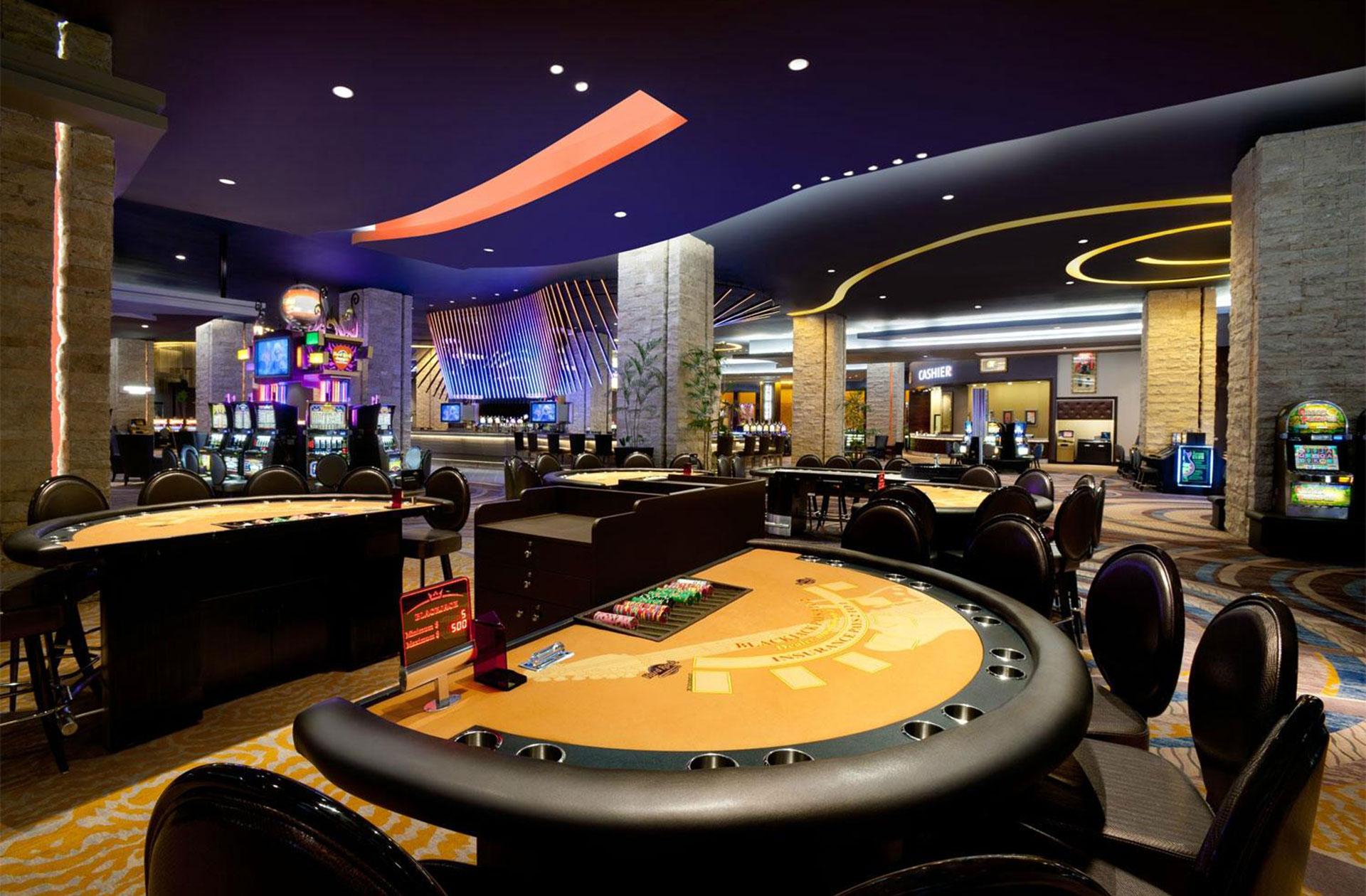 Casino Floor at Hard Rock Hotel & Casino Punta Cana