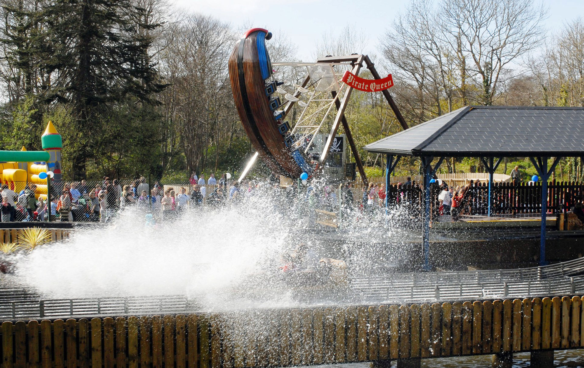 Pirate Adventure Park at Westport House