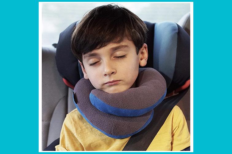 10 best travel pillows for kids