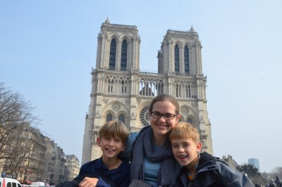 Europe Spring Break - Paris: Notre Dame