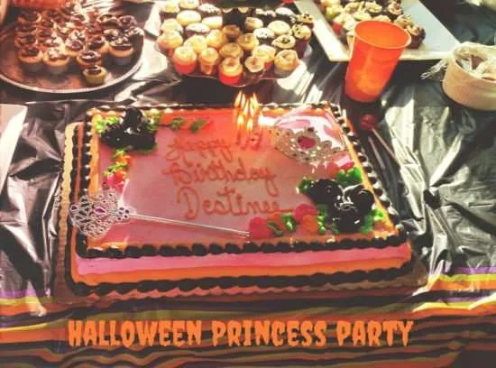 wanted to do something different since she is fully aware of what birthday party means my husband and i through an amazing halloween party on a budget