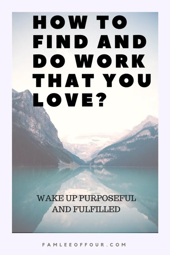 This is a awesome post for anytone looking for passion and purposeful carrer! Passion is what give meaning to our lives.