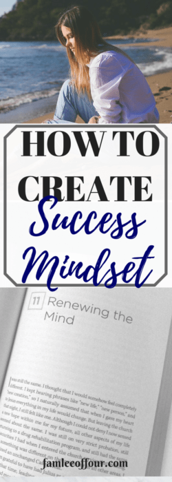 Do you wonder if there is a way that you have the success you want in life? There are 4 ways to gather the success mindset, you just don't see it. You will be able to see clearly it once you work on something I call a mindset shift.