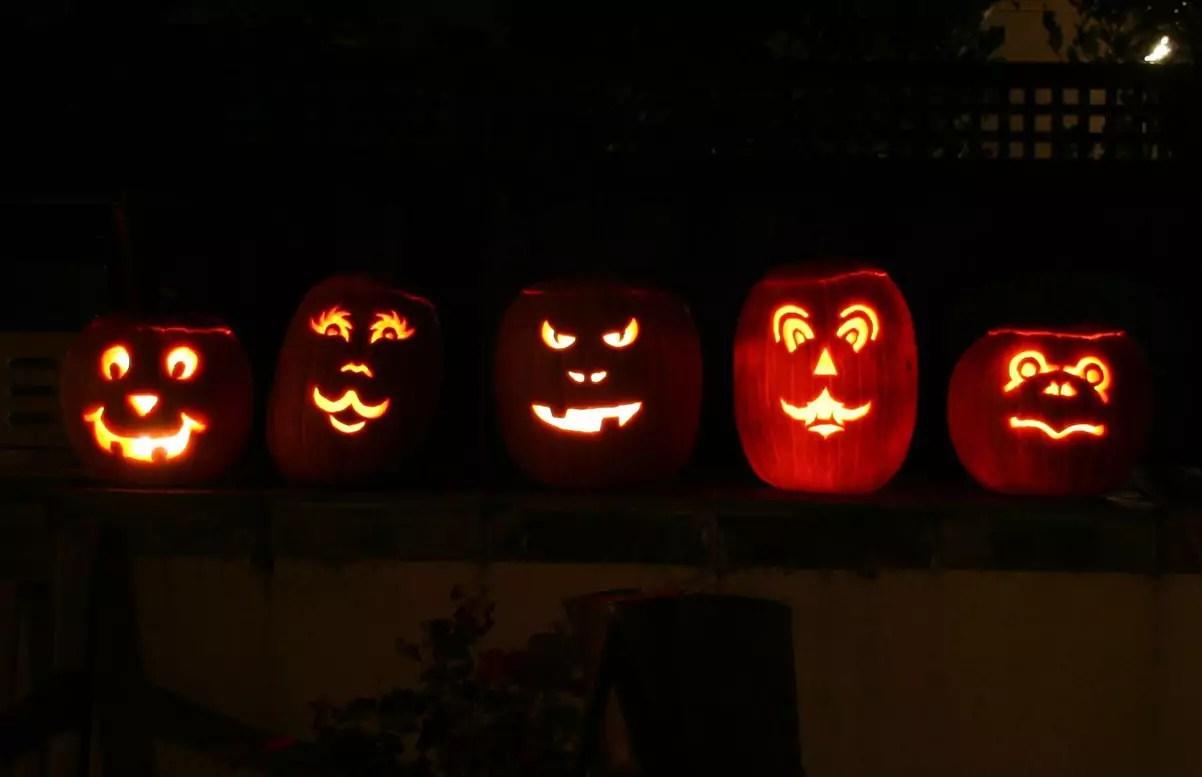 Five Little Pumpkins Quintessential Halloween Poems For