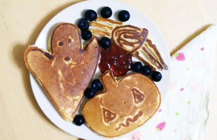 Super Easy Pumpkin Pancakes Recipe Kids Love Famlii