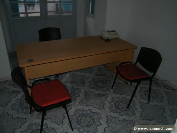 meuble de bureau a vendre
